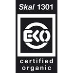Skal 1301 cetrtified organic EKO